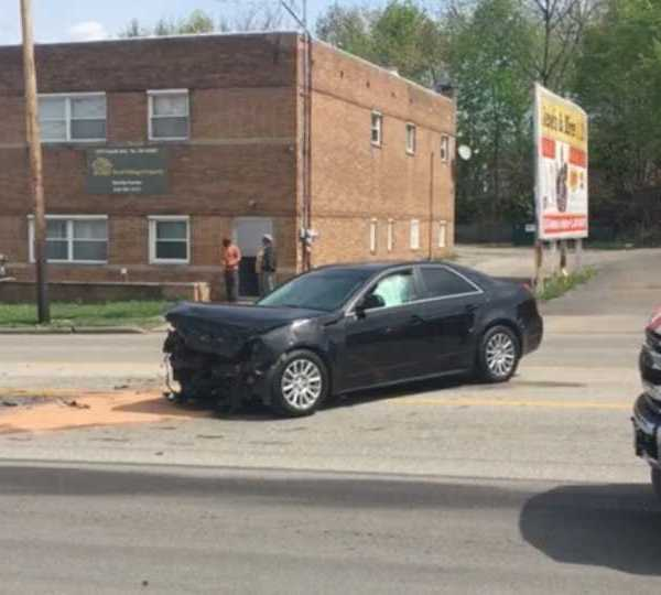 Youngstown crash South Avenue
