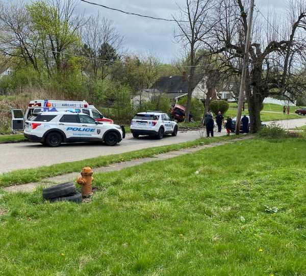 A man has been shot in an SUV on Firnley Avenue between West Indianola and West Firnley avenues before 1 p.m. Monday.