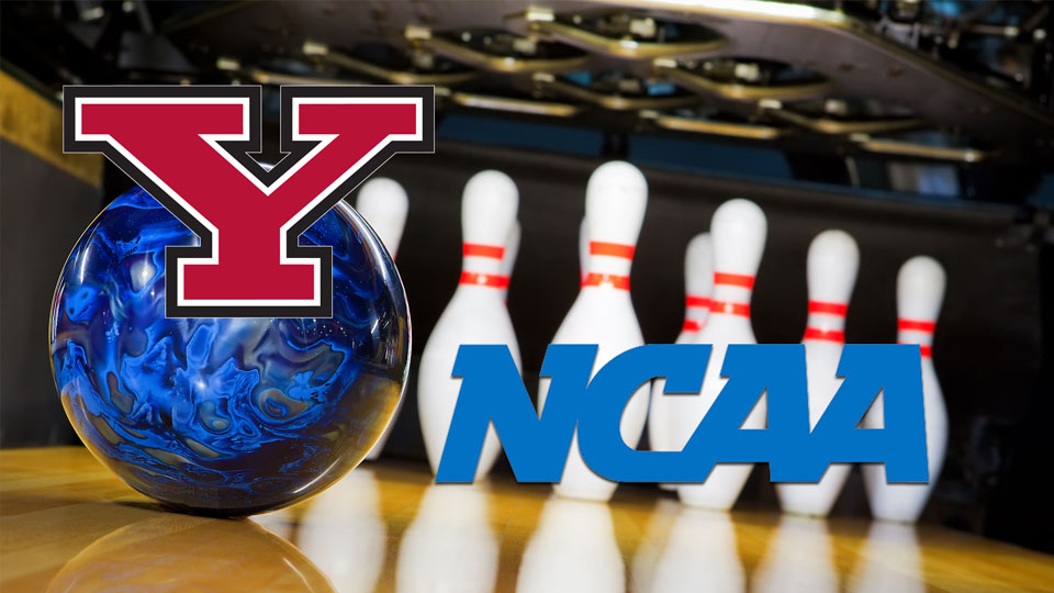 Youngstown State University Bowling, NCAA logo, generic