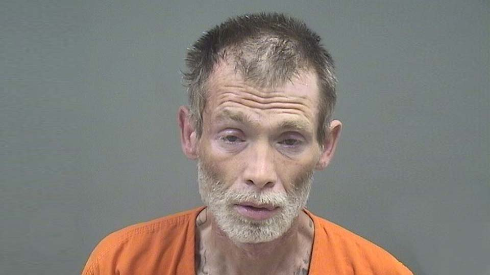 Anthony Salata, suspect in a bank robbery in Struthers