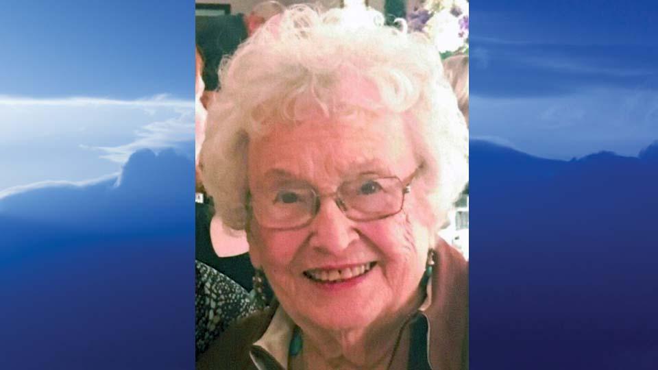 Betty Swanson, Boardman, Ohio - obit