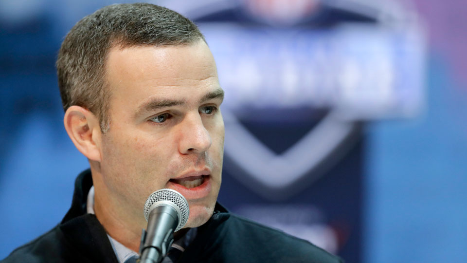 Buffalo Bills general manager Brandon Beane