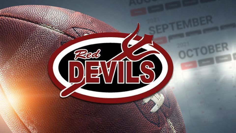 Campbell Memorial Red Devils, High School Football Schedule
