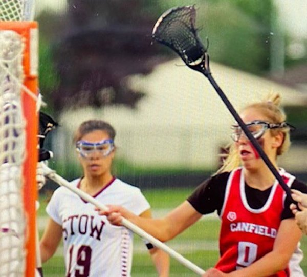 Canfield girls lacrosse