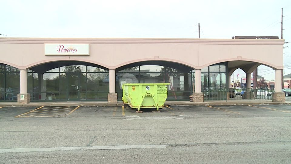Work is underway on a new gourmet market coming to Canfield.