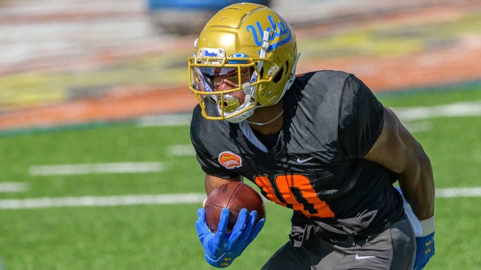 Demetric Felton of UCLA