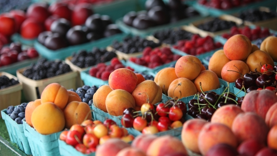 Fruit Farm, fresh fruit, produce