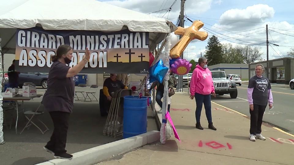 Girard Ministerial Association National Day Of Prayer