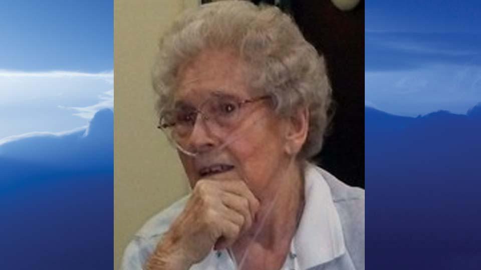 Gladys P. Caughman, Warren, Ohio - obit