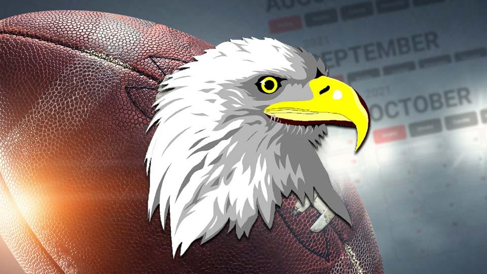 Grove City Eagles, High School Football Schedule