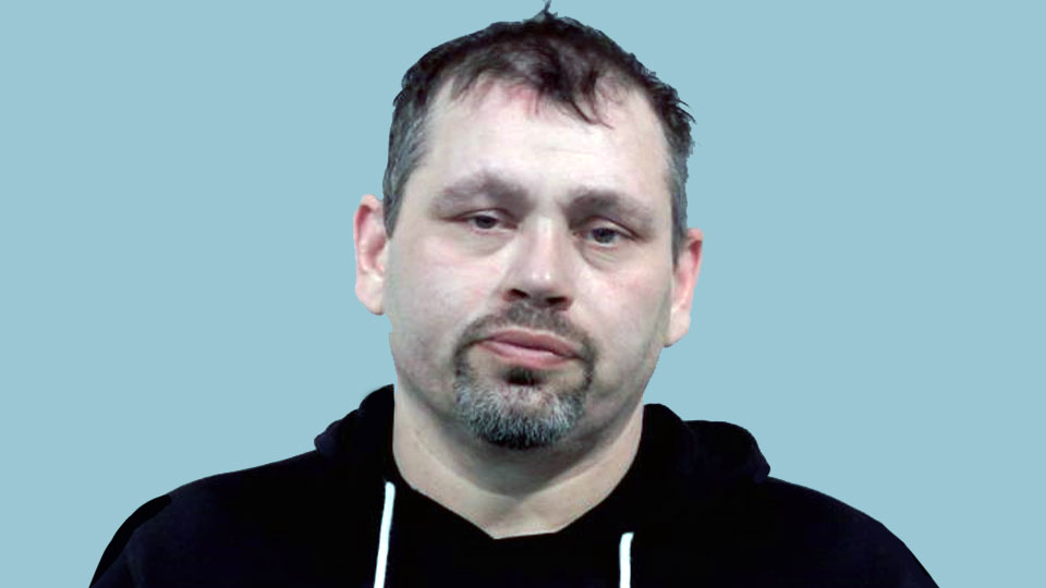 Jason George, charged with felonious assault and OVI in Warren.