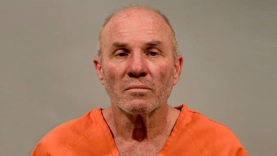 Keith Hull, charged with burglary and theft in Trumbull County.