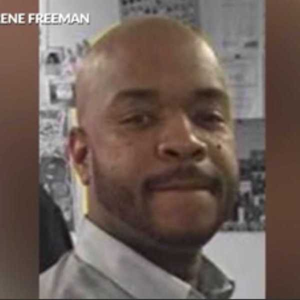 Khalef Freeman was gunned down two days before his birthday almost two years ago.