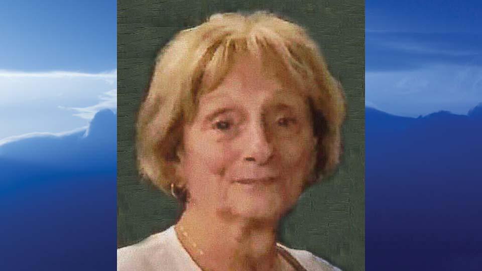 Marcia Marie Felger Harrold, East Palestine, Ohio-obit