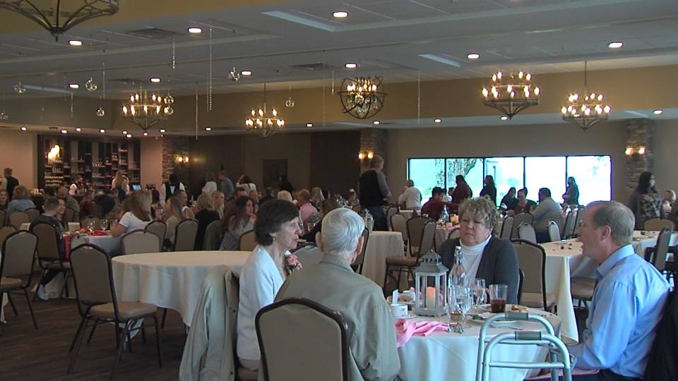 As mothers around the Valley celebrated their day with their family, First News stopped at a couple brunches in the area to talk to some of the mothers.