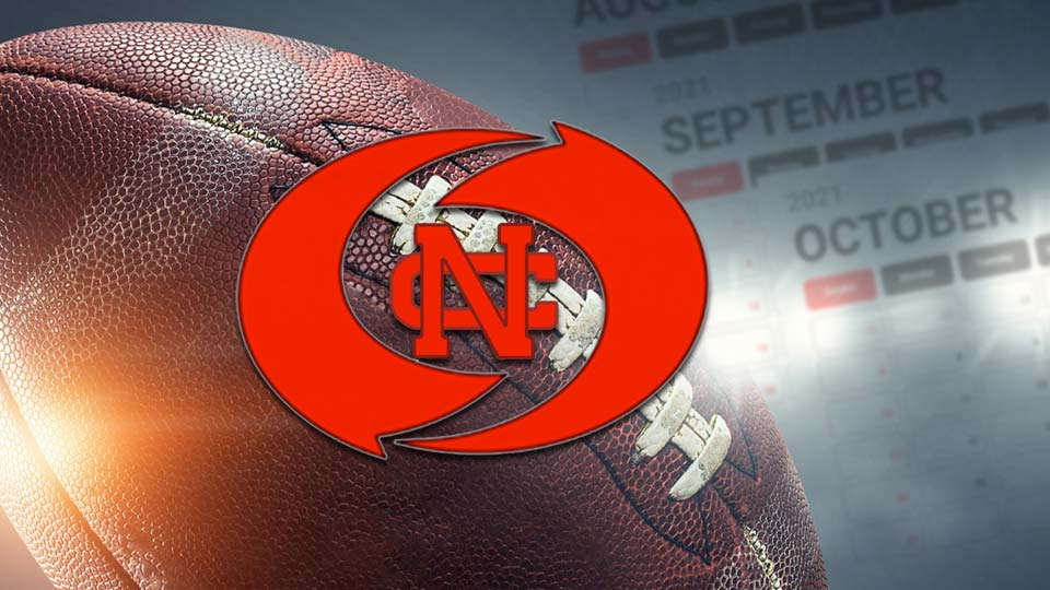 New Castle Hurricanes, High School Football Schedule