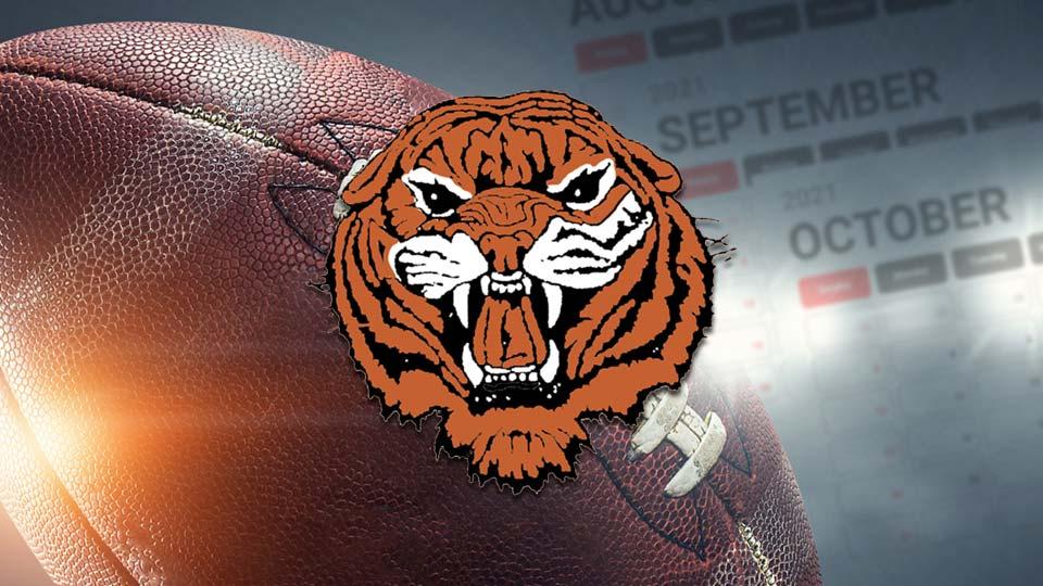 Newton Falls Tigers, High School Football Schedule