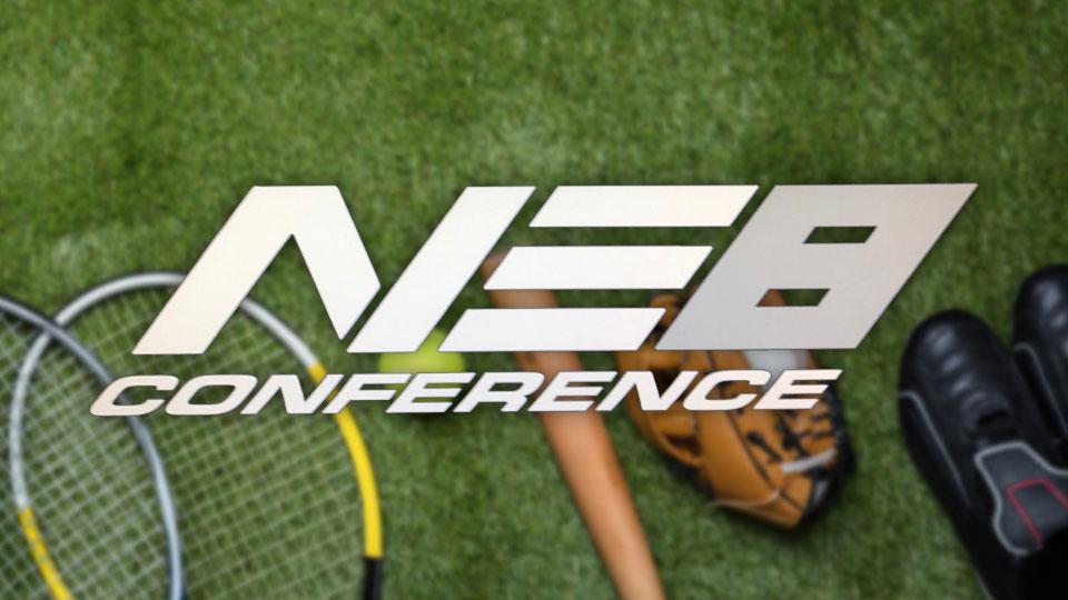 Northeast 8 Conference, spring sports, baseball, softball, tennis, track