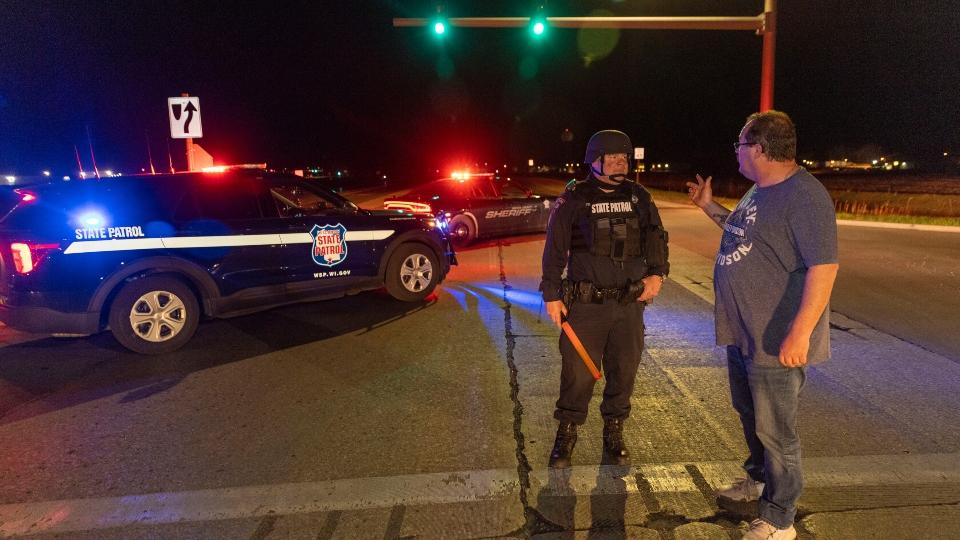 Police fatally shoot gunman