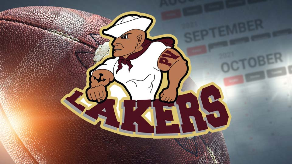 Pymatuning Valley Lakers, High School Football Schedule