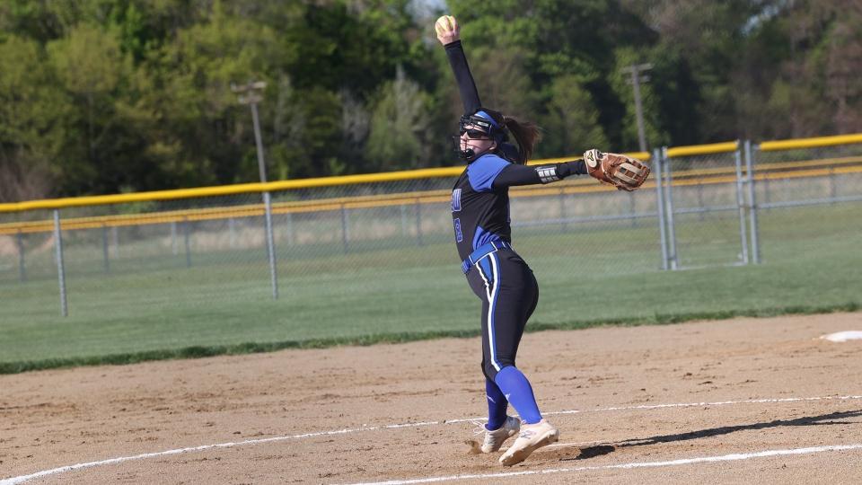 Raegan Schick, Lakeview Bulldogs softball
