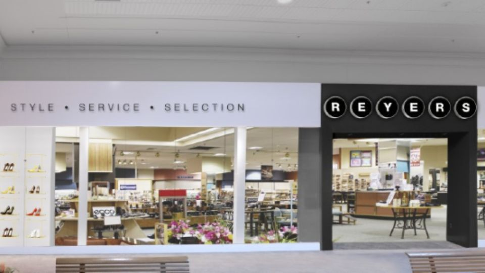A test of whether owners of Reyers Shoes made the right decision when they chose to leave their home in Sharon, where the company was founded, and move to the Eastwood Mall.