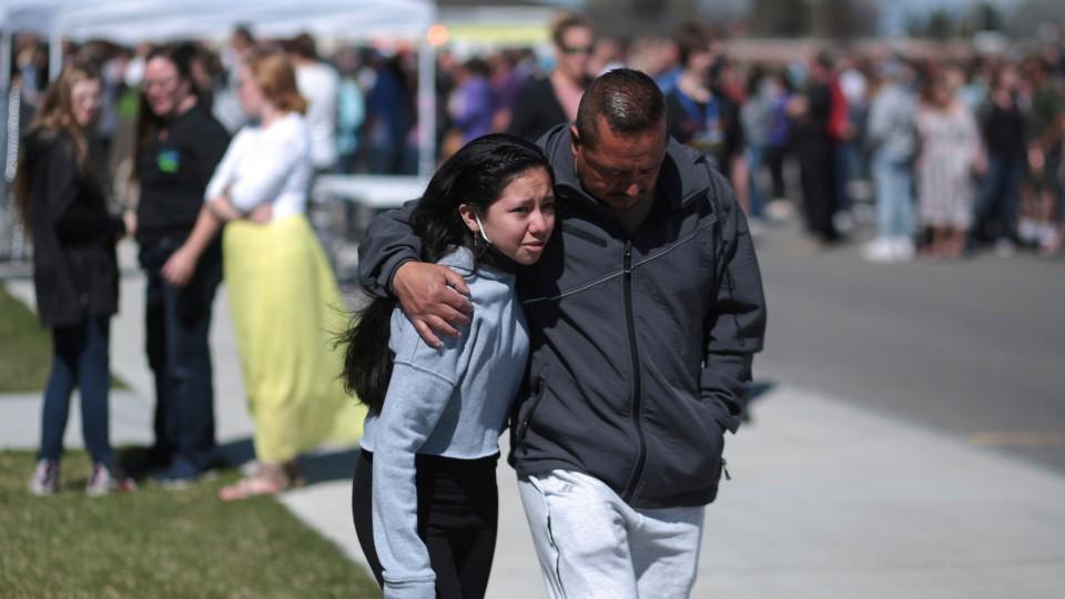 Rigby school shooting in Idaho