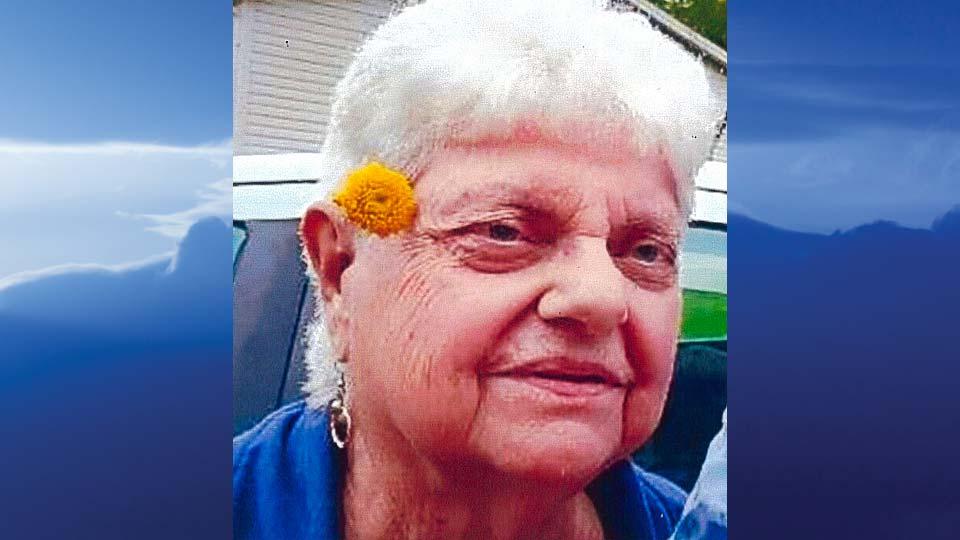 "Sara ""Sally"" Burson, Rogers, Ohio-obit"