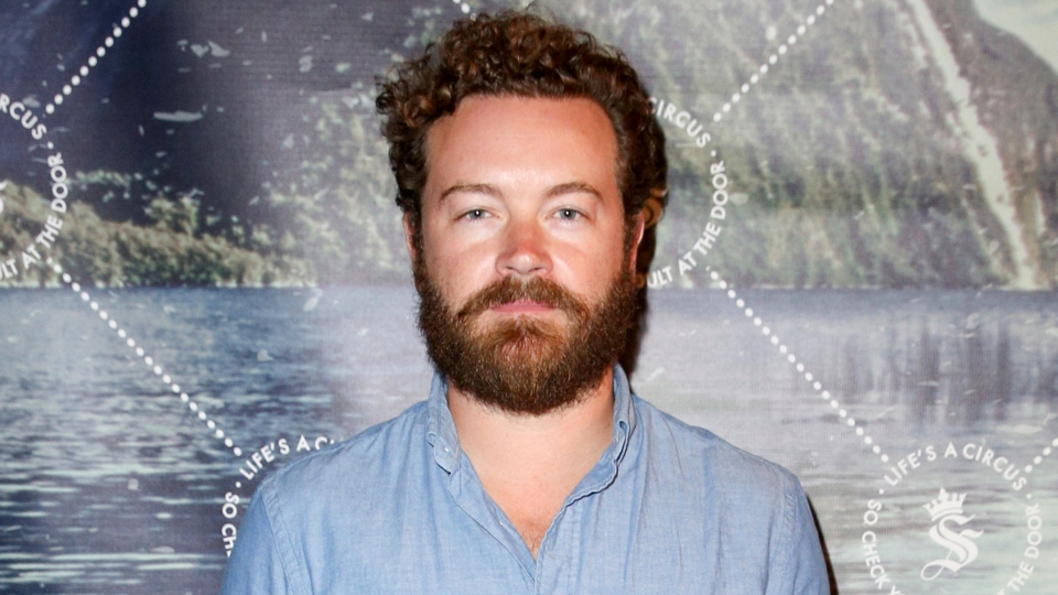 Danny Masterson arrives at The Unveiling of Seedling's Arts District Headquarters on May 28, 2015, in Los Angeles.