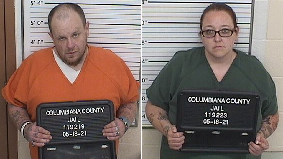 Soldo and House, 10 grams of fentanyl and 10 grams of meth found at Lisbon home