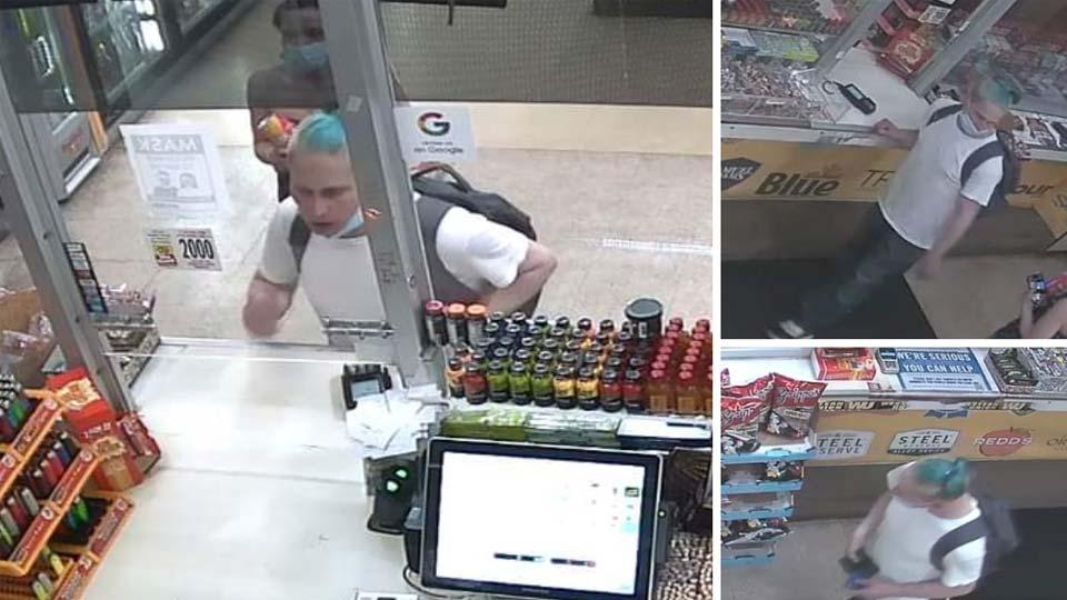 Stolen Credit Card Suspect, Warren, Ohio