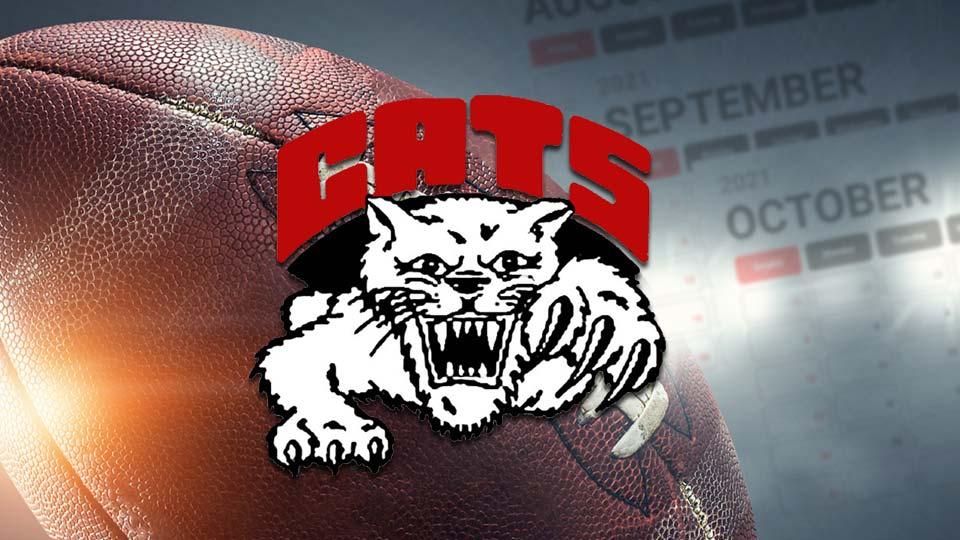 Struthers Wildcats, High School Football Schedule