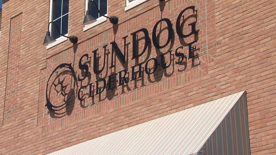 For the third time in four years, Sundog Ciderhouse and Winery has moved.
