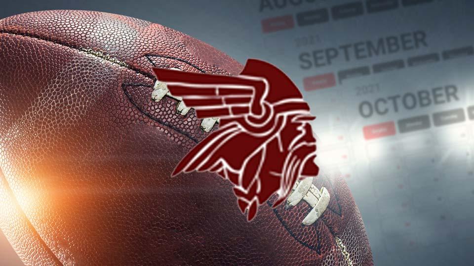Waterloo Vikings, High School Football Schedule