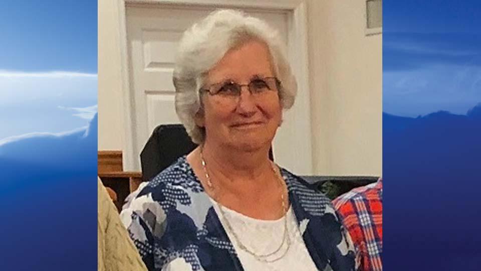 Wilma Joyce Smith Yauman, Salem, Ohio - obit