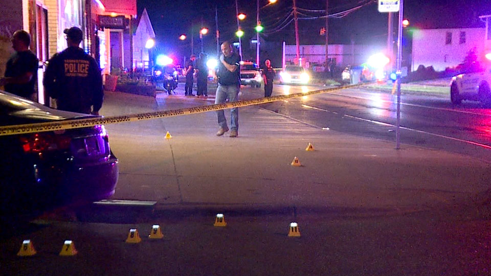 Youngstown Salt Springs Road mass shooting