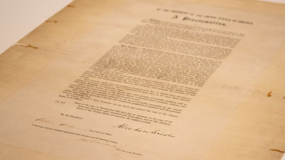 The Senate passed a bill Tuesday that would make Juneteenth, or June 19th, a federal holiday commemorating the end of slavery in the United States.