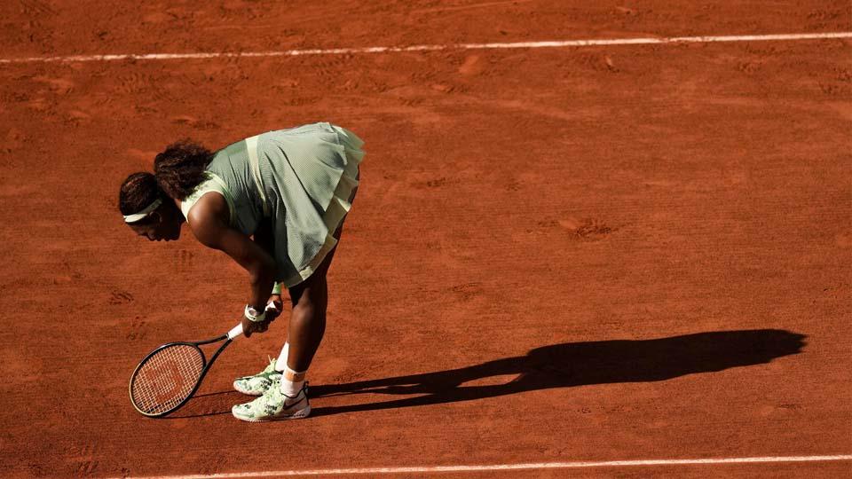 Serena Williams loses french open