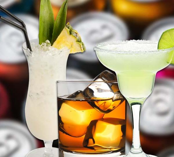 Alcohol, Mixed Drinks, Bar, Cocktails