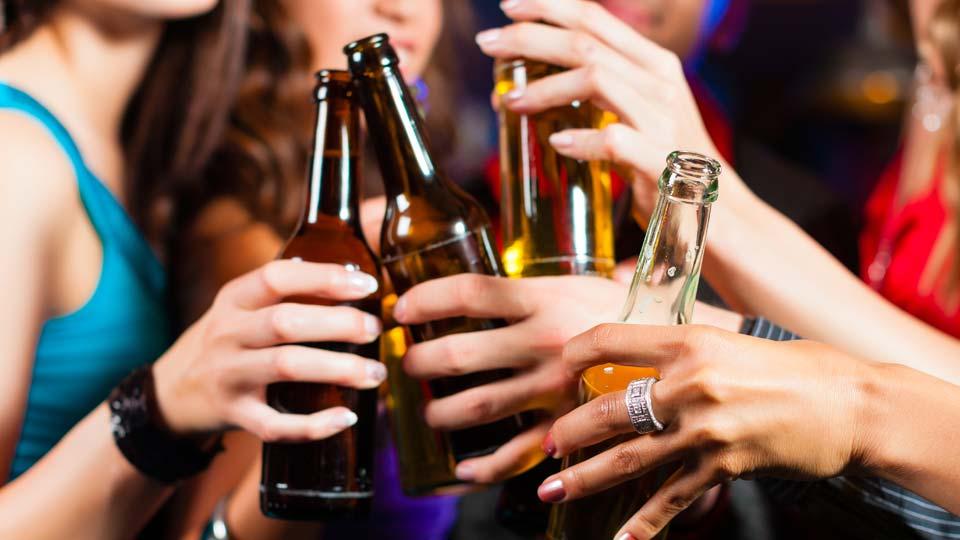 Alcohol, Beer, Bar