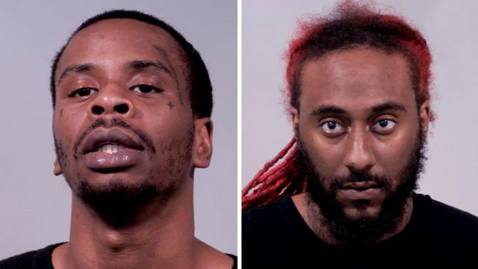 Anthony Ball and Anthony Hudson are facing burglary charges out of Warren.