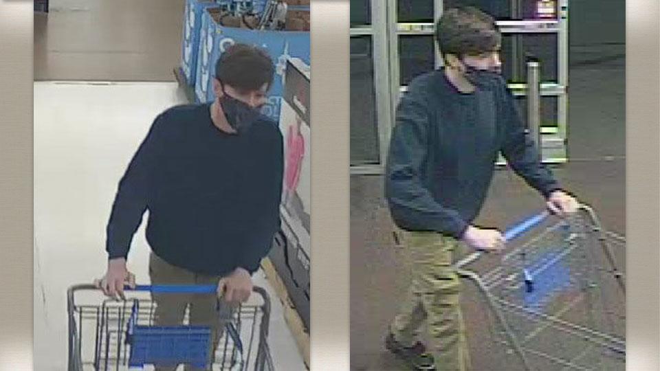 Austintown retail theft suspect