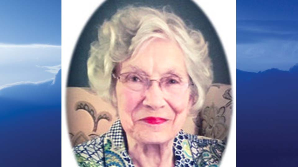 Betty Jane Suchy, Farrell, Pennsylvania- obit