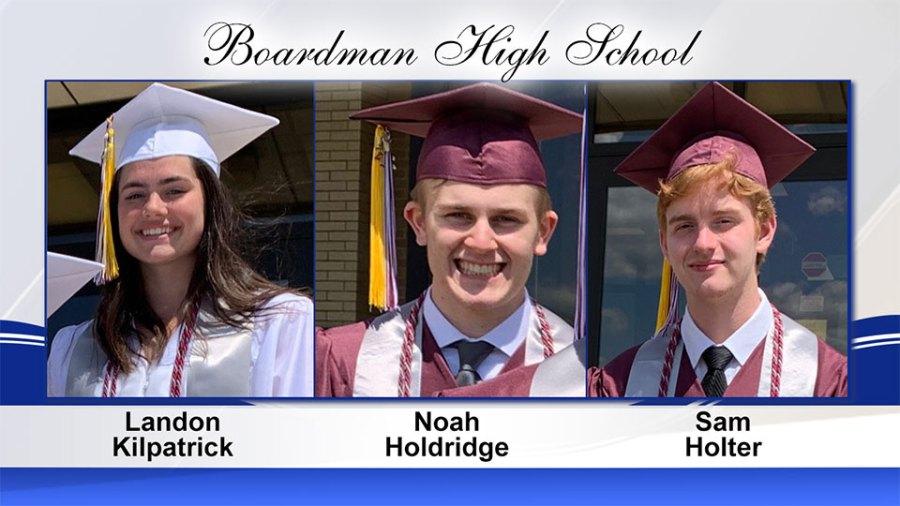 Boardman High School Valedictorians
