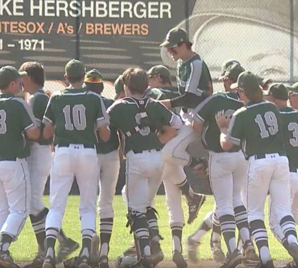 The South Range baseball team had their season end in the Division III Regional Final to Canton Central Catholic 6-4 Saturday evening.