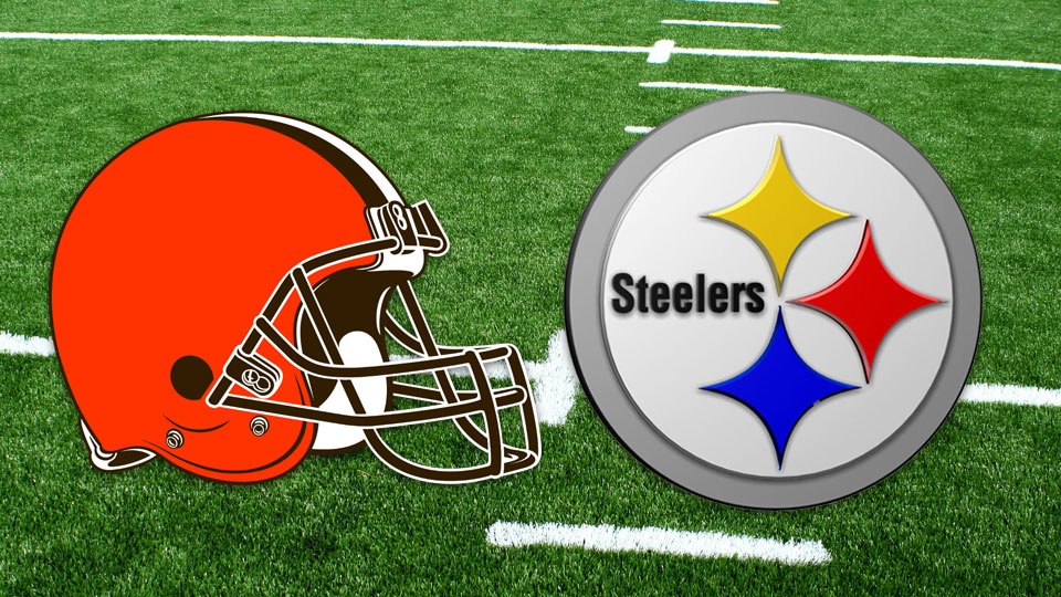 Cleveland Browns, and Pittsburgh Steelers, NFL, Generic