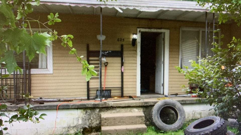 Columbiana County drug task force house raid