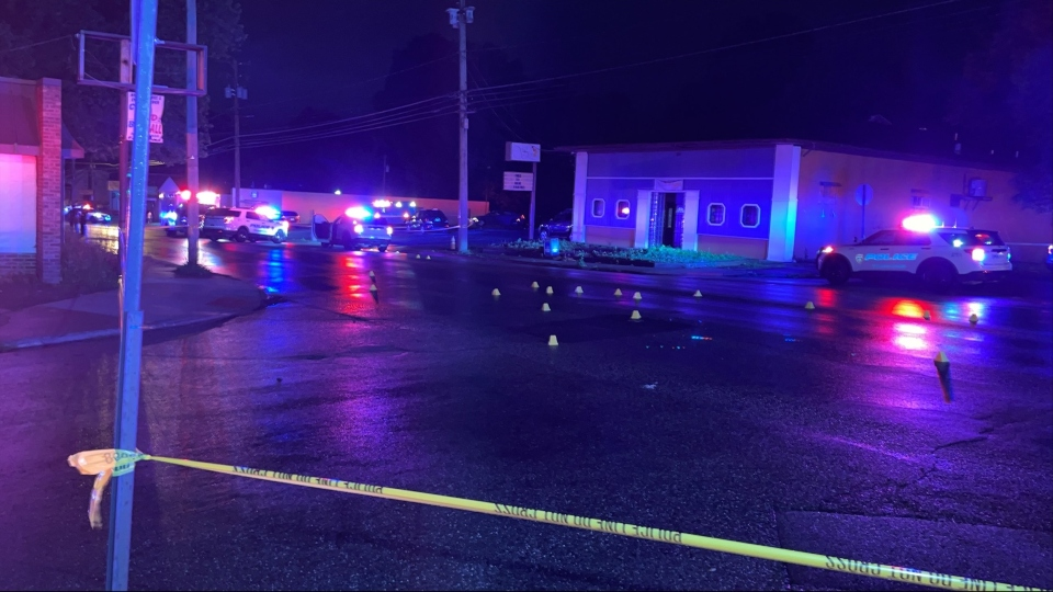 Deadly shooting on South Avenue in Youngstown