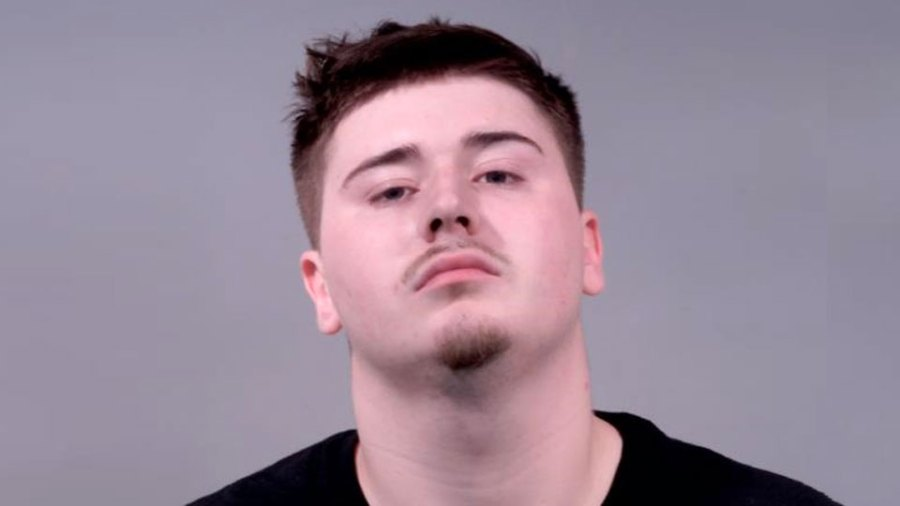 Dillon Monroe is facing domestic violence charges out of Warren.