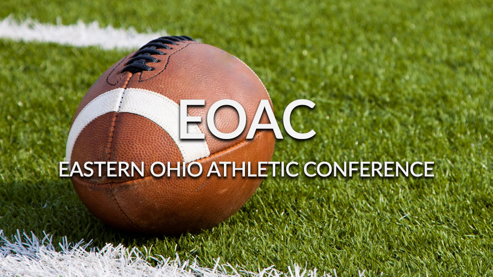 EOAC, Eastern Ohio Athletic Conference, High School Football